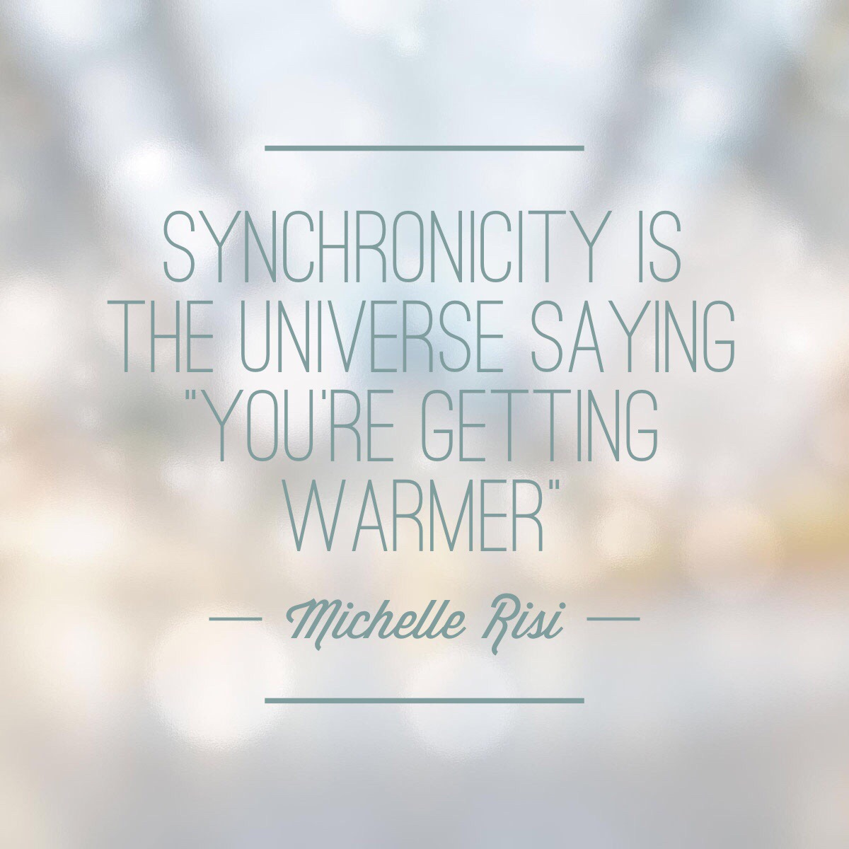 Soul Love Quotes Synchronicity  The Fabric Of Our Soul